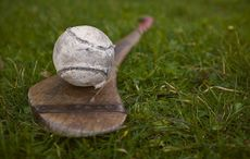 Thumb mi gaa hurling hurl sliothar getty