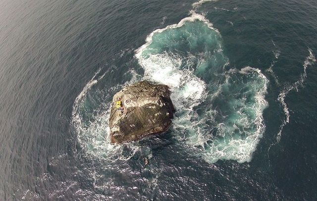 Rockall has been the subject of intense debate between Ireland and the UK for decades