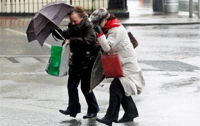 Bundle up! Met Eireann has issued two Status Yellow warnings for Storm Ciara.