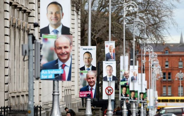 These are IrishCentral readers\' favorites for Ireland\'s General Election 2020.