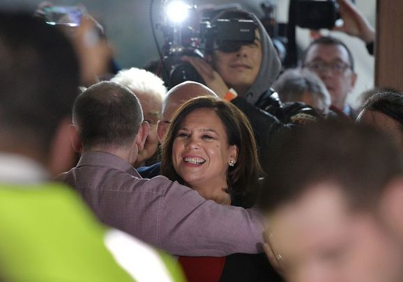 Sinn Féin President Mary Lou McDonald has presided over the party\'s most successful ever campaign.