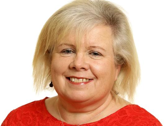 Sinn Fein candidate Patricia Ryan.