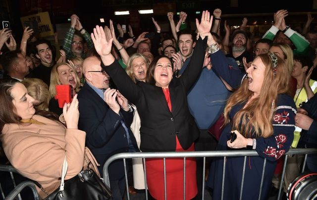 It has been a historic election for Sinn Féin under President Mary Lou McDonald.