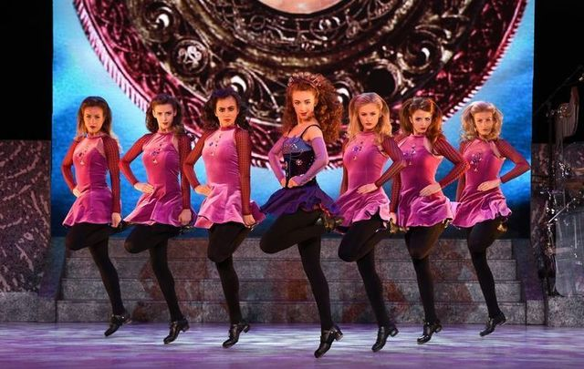 The Countess Cathleen scene from Riverdance the 25th Anniversary Show
