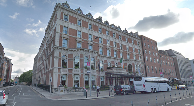 The Shelbourne is one of Ireland\'s best-known hotels