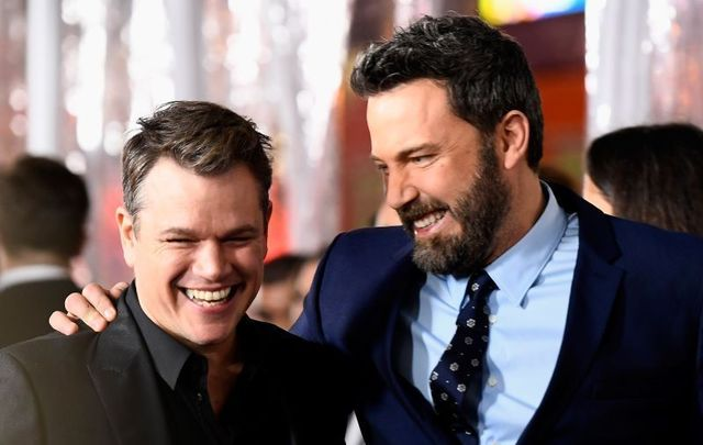 "Matt Damon, Ben Affleck, and Adam Driver will be filming Ridley Scott\'s \""The Last Duel\"" in Ireland."