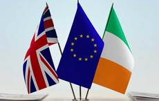 "Irish ambassador says Brexit negotiations are ""at halftime"""