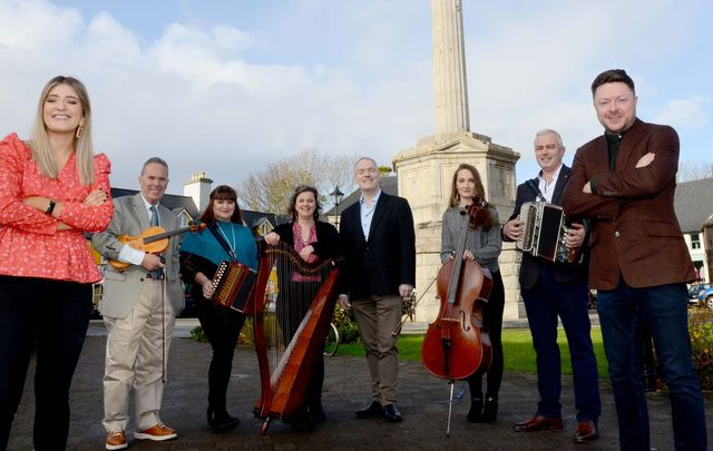 Stars to assemble in Belfast for the 2020 Gradam Ceoil music awards.