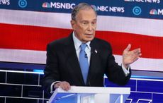 Thumb michael bloomberg dem debate getty