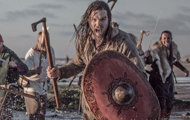 Were the Vikings elite warriors high on herbal tea?