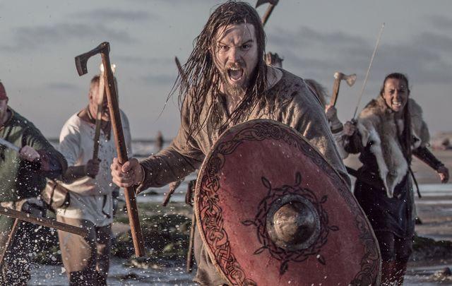 Were the Vikings elite warriors high on herbal tea?