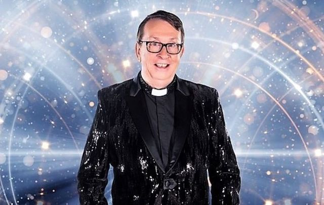 """Father Ray Kelly has opened up about the abuse he\'s received since joining \""""Dancing with the Stars\"""" in Ireland."""