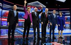 Thumb democrat debate   getty