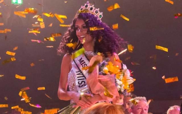 Miss Universe Ireland 2019 Fionnghuala O\'Reilly.