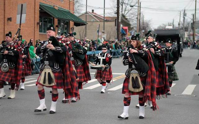 The St. Patrick\'s Day parade on Staten Island has been the subject of controversy
