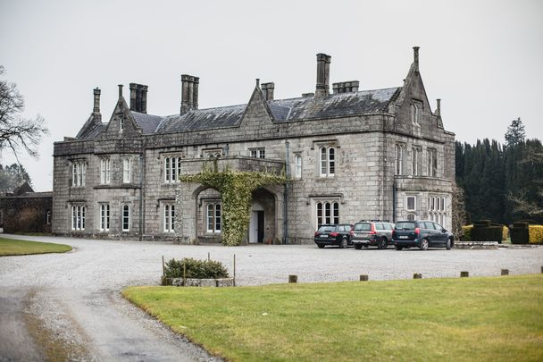 Something really special is happening at Lisnavagh House, County Carlow... rest!