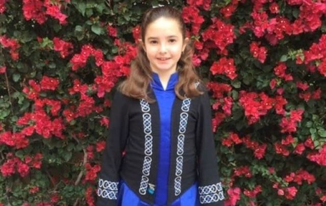 9-year-old Irish dancer Charlotte remains in critical condition after being hit by a car while leaving school on February 14.