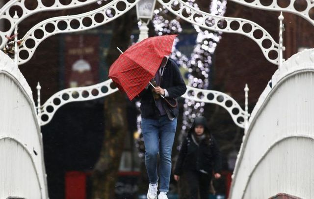 Storm Jorge is set to deliver wind gusts and flooding across Ireland in the coming days.