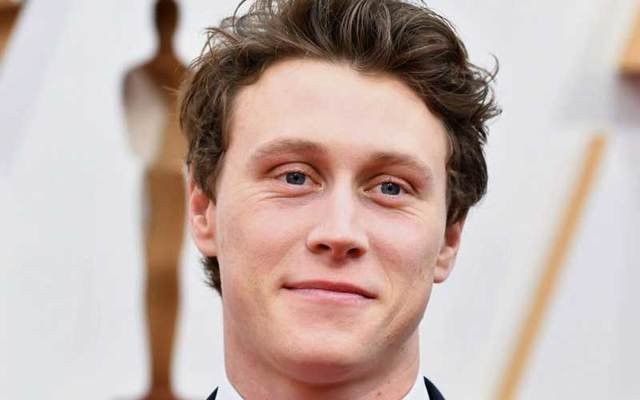 George MacKay, seen here at the 92nd Academy Awards, said he used Irish MMA fighter Conor McGregor as inspiration for his upcoming role as Australian outlaw Ned Kelly.