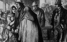 They hunted down Irish runaways like animals in colonial America