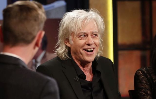 Bob Geldof stopped by The Tommy Tiernan Show recently.