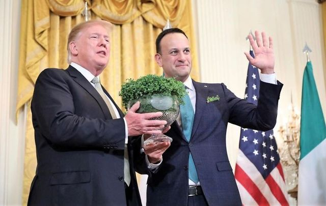 Taoiseach Leo Varadkar will travel to Washington, DC next week to meet with President Donald Trump.