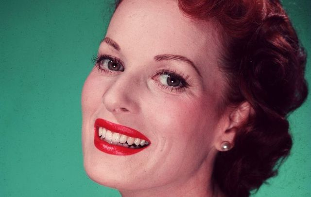 Maureen O\'Hara is one of five pioneering Irish women featured in An Post\'s special collection.