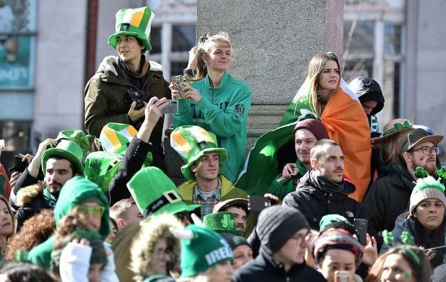 Dublin\'s St. Patrick\'s Day parade has been canceled for the second time this century.