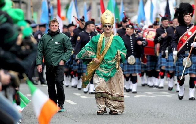 Ireland\'s St. Patrick\'s Day Festival organizers announced today that the parade and mass gatherings will not go ahead next week.