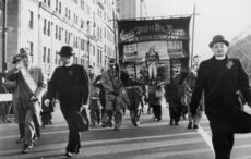 Thumb circa 1960  men from county wexford walking down fifth avenue during the annual new york st patrick s day parade getty