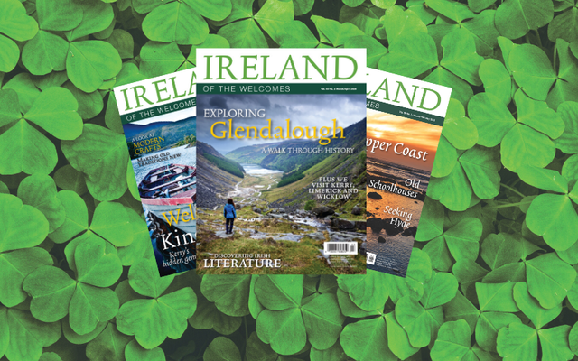 WIN a subscription to Ireland of the Welcomes magazine!