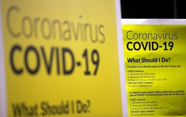 The first coronavirus death has been confirmed in Ireland the same day the WHO declared COVID-19 a pandemic.