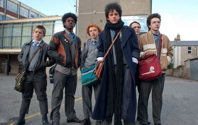 The band! The wonderful Sing Street.