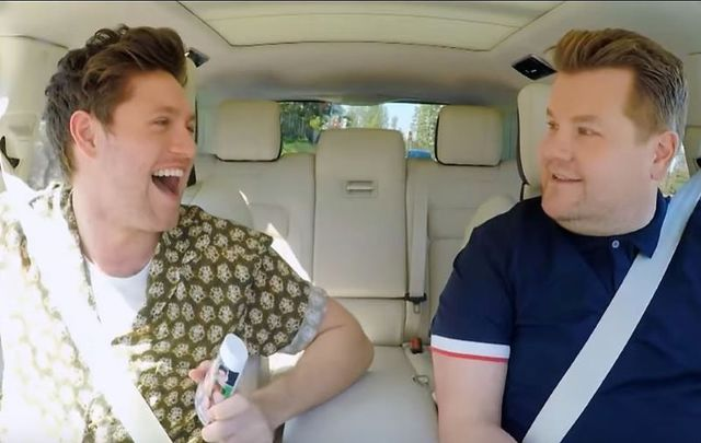 """Niall Horan had a weeklong residency with James Corden in the lead-up to the release of his new album \""""Heartbreak Weather.\"""""""