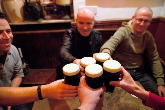 Irish pubs are braced for financial disaster this St. Patrick\'s Day.