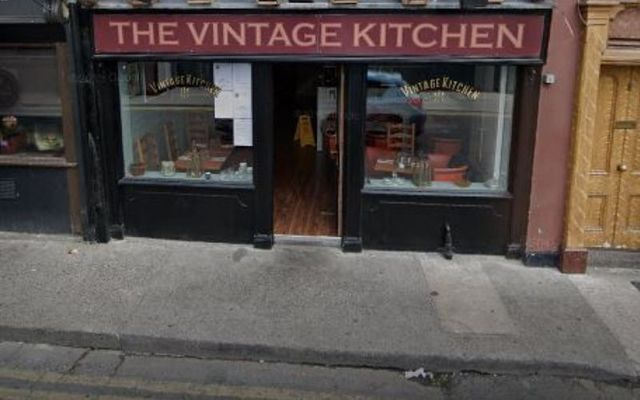 The Vintage Kitchen is offering free meals to healthcare workers.