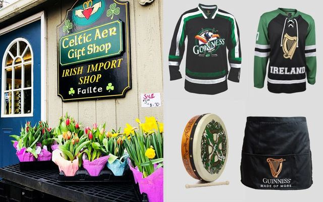 Celtic Art shop in Mohegan Lake, NY