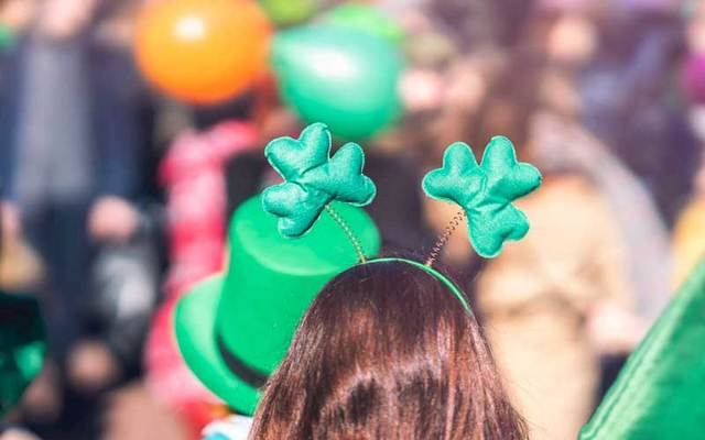 St. Patrick\'s Day parades around the world have been canceled due to the COVID-19 outbreak .