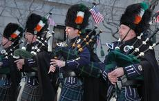 Thumb st. patrick s day parade pipers irish voice nuala purcell
