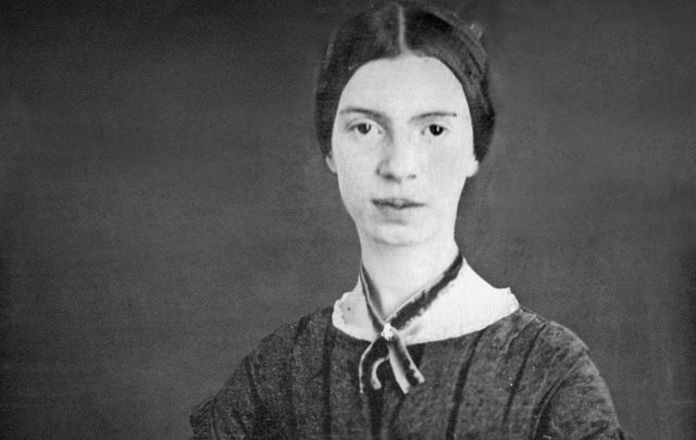 Emily Dickinson, c early 1847.