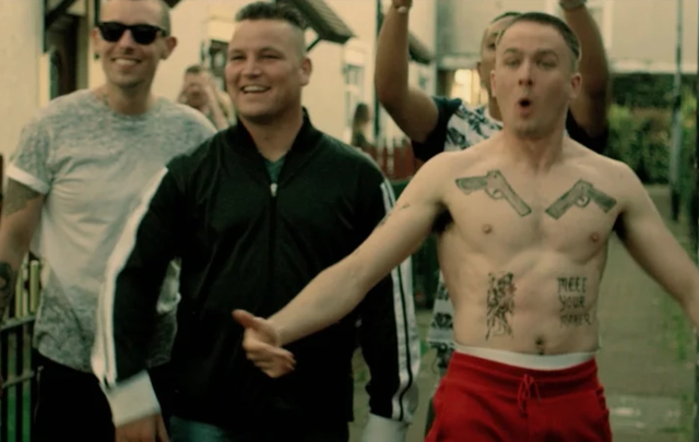 North Dublin style, is the subject of Cardboard Gangsters (Netflix).