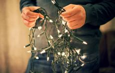 Christmas lights make a comeback in March amidst coronavirus pandemic
