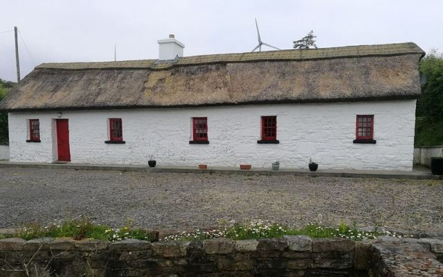 The cottage is for sale for just €99,000.