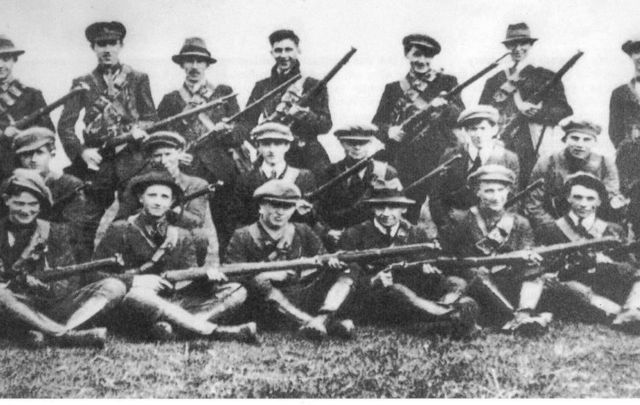 Seán Hogan\'s (NO. 2) Flying Column, 3rd Tipperary Brigade, IRA.