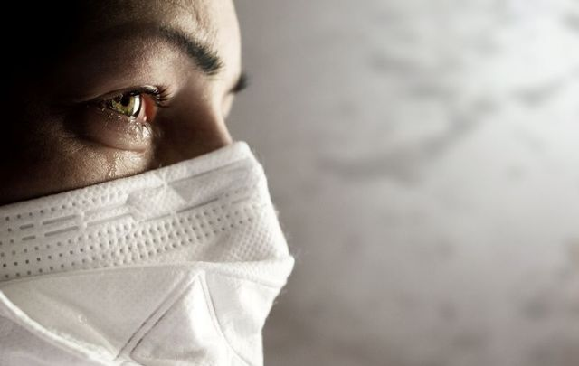 "The so-called ""coronavirus challenge\"" sees people, often teens, coughing and sneezing on other people."