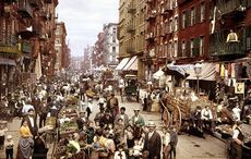 Thumb mulberry street new york city nyc 1900  united states library of congress