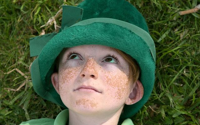 """Irish wisdom to battle any blues: """"There is no strength without unity."""""""