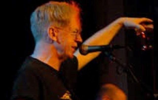 Larry Kirwan, frontman of Black 47.
