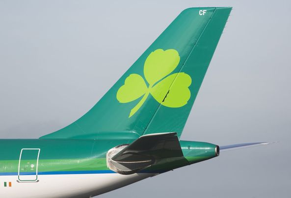 Aer Lingus is bringing more than 600,000 tonnes of PPE to Ireland.