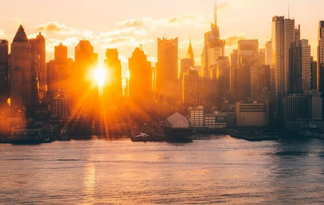"""New York City: This is about hope, not fear -take Heaney's advice """"Noli Timere."""""""